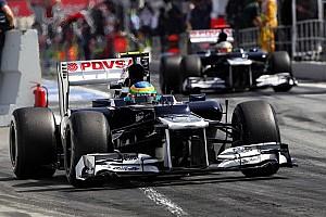Formula 1 Special feature Bottas and Maldonado: The newest F1 rivalry - video