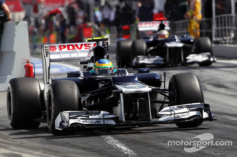 Bottas and Maldonado: The newest F1 rivalry - video
