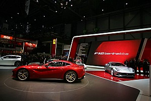 "Automotive Breaking news Ferrari F12berlinetta crowned ""Supercar of the Year 2012"""