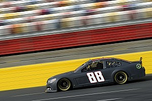 NASCAR Cup Testing report Off season ends at Charlotte with first day of testing