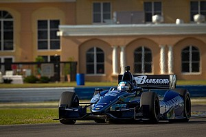 IndyCar Preview Alex Tagliani to begin testing BHA Honda at Sebring