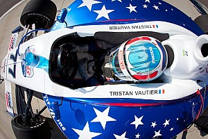 IndyCar Testing report Vautier and Daly impress at Sebring December testing sessions