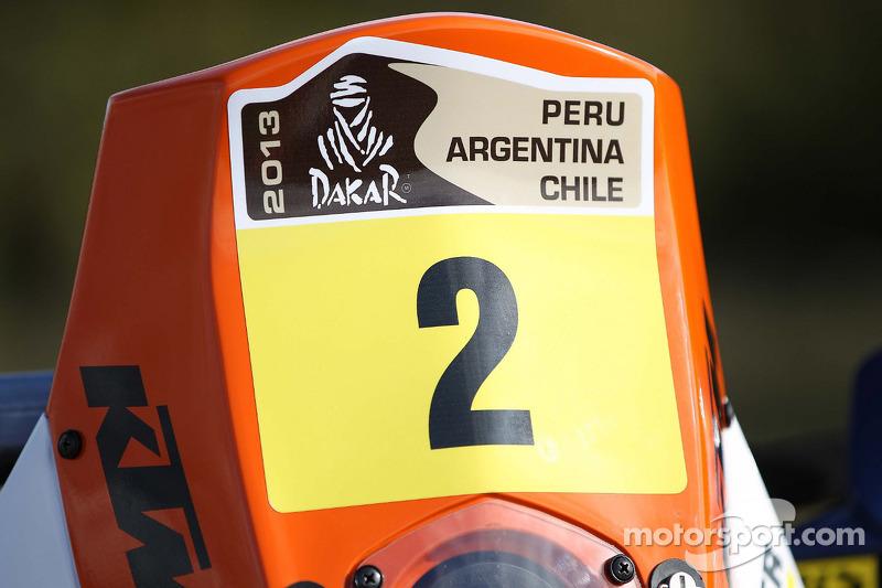 Kurt Caselli will substitute for Marc Coma in 2013 Dakar