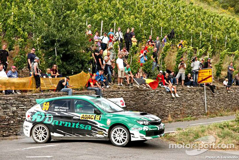 Protasov confirms his prize winning debut for 2013