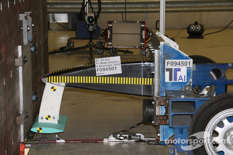 Two more 2013 cars pass FIA crash tests