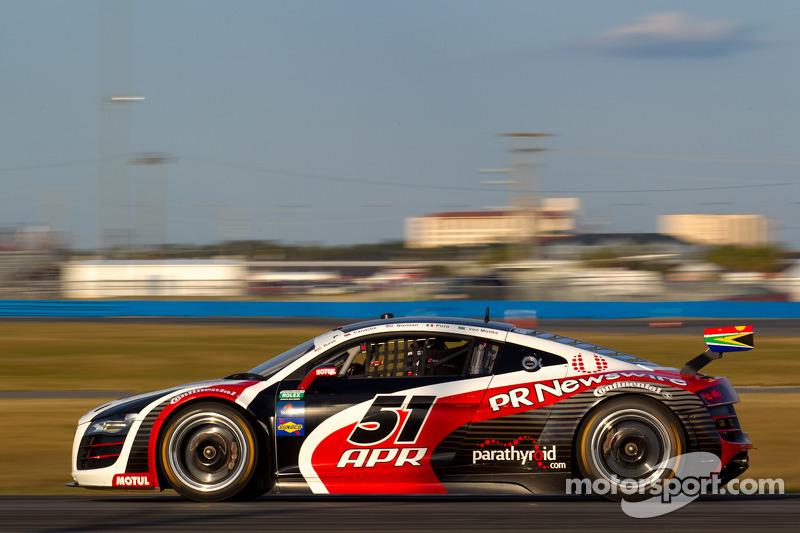 APR Motorsport sets driver lineup for Rolex 24 at Daytona