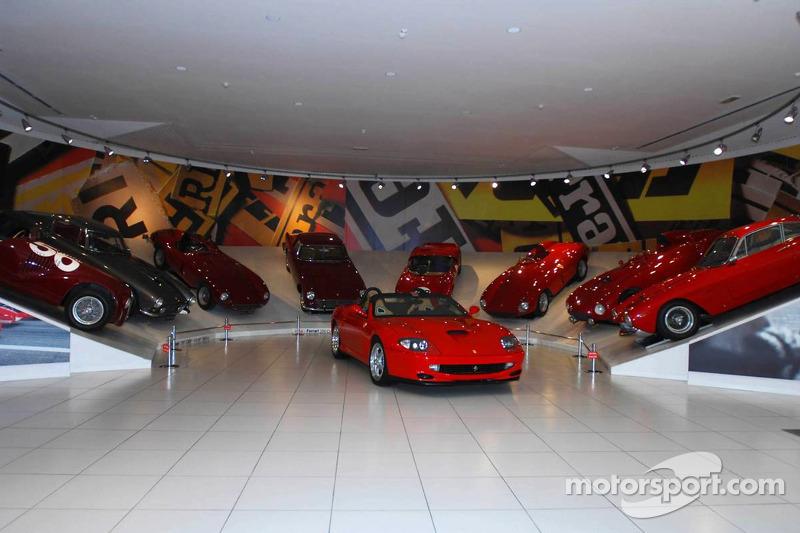 Ferrari showcases the Sergio Pininfarina in Maranello - video