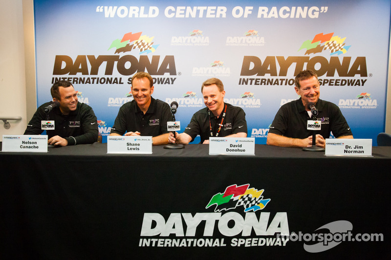 Napleton Racing fastest again in GX class at Daytona 24H testing