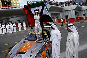 Endurance Race report Team Abu Dhabi claims another Dunlop 24H Dubai victory