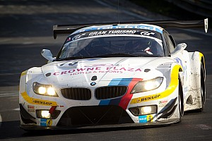 ALMS Breaking news BMW Team RLL to field two new BMW Z4 GTEs in 2013