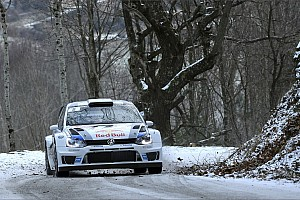 WRC Leg report Volkswagen off to a flying start in Monte Carlo