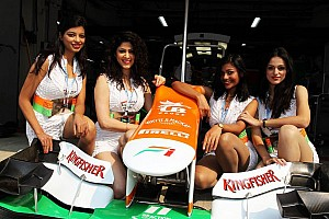 Formula 1 Breaking news Force India hits back at F1 'crisis' reports