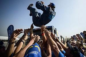 Dakar Race report Victors in Dakar 2013: Despres, Peterhansel, Patronelli and Nikolaev