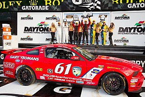 Grand-Am Race report Ford, Nissan win Continental Tire SCC season opener at Daytona