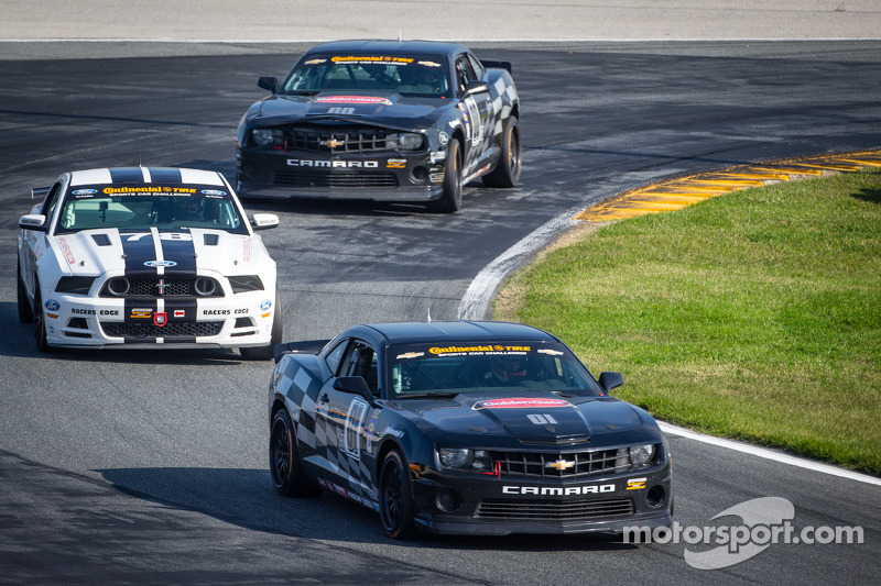 No.01 Camaro leads Crevrolet Racing in SCC season opening race at Daytona