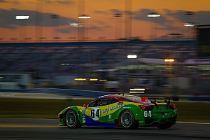 Grand-Am Race report Scuderia Corsa battles to close finish at 51st Rolex 24 At Daytona
