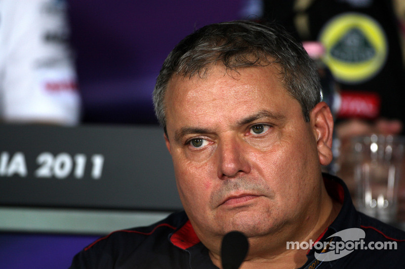 Ascanelli re-emerges at F1 brake supplier Brembo