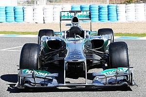 Formula 1 Breaking news Mercedes cloud remains above Nick Fry's head