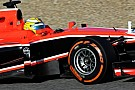 Marussia confirms Razia for 2013