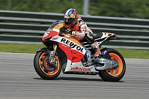 MotoGP Testing report Pedrosa leads Yamaha pair at end of MotoGP Sepang Test