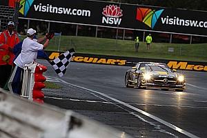 Endurance Race report Erebus Motorsport SLS AMG GT3 wins Bathurst 12 Hour