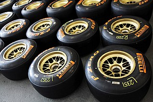 Formula 1 Breaking news Pirelli wants 2014 tests in Middle East