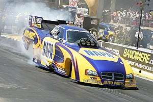 NHRA Qualifying report Ron Capps faces John Force in the opening round at Pomona