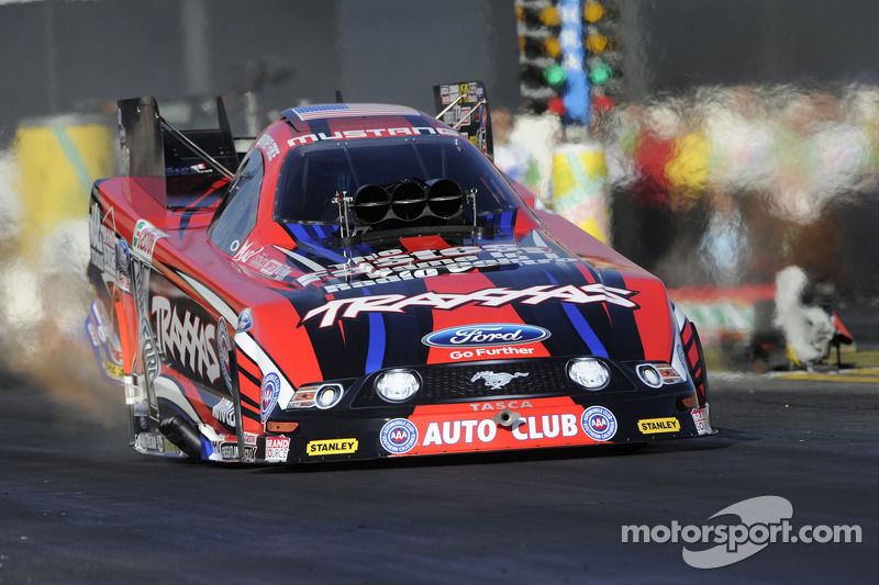 Courtney Force eager to get back on the track at Phoenix
