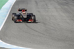 Formula 1 Breaking news Lotus to begin 2013 season without title sponsor
