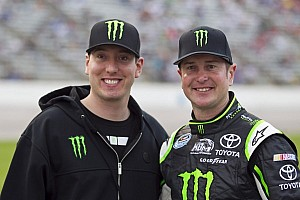 NASCAR XFINITY Breaking news Kurt and Kyle Busch's mother injured in golf cart accident at PIR