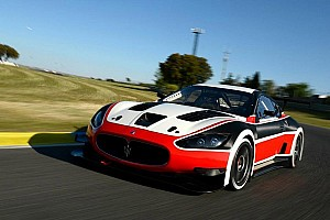 GT Breaking news Maserati GT3 homologated by FIA - Grand-Am next?