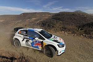 WRC Qualifying report Qualifying for Rally Mexico: steady start for Volkswagen