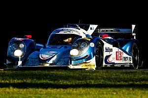 ALMS Preview Dyson Racing Partners with Mazda for 2013