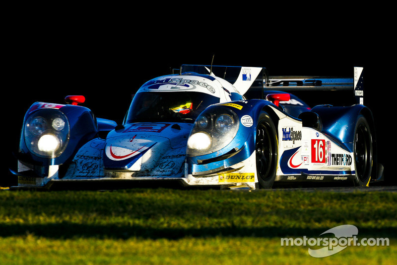 Dyson Racing Partners with Mazda for 2013
