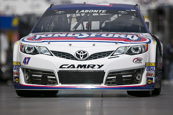 Bobby Labonte all set for some short-track action at Bristol
