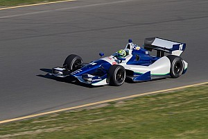 IndyCar Breaking news KV Racing Technology announces alliance with SH Racing for 2013 season