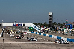 ALMS Practice report Audi runs 1-2 through two hours at Sebring