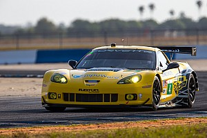 ALMS Race report Corvette Racing in GT top 5 at midway point of 12 Hours of Sebring