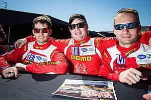 ALMS Race report MOMO NGT Motorsport collects first GTC podium of the season in the 12 Hours of Sebring