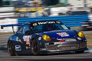 ALMS Race report Calvert-Jones, Aschenbach and  Curran finish eighth in No. 99 at the 12 Hours of Sebring