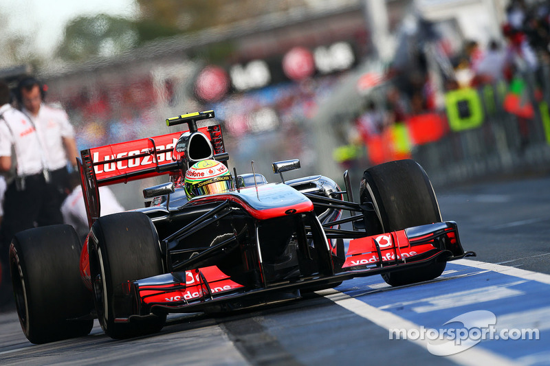 Gillette could be new McLaren title sponsor - report