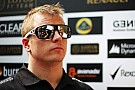 Lotus wants new contract talks with Raikkonen