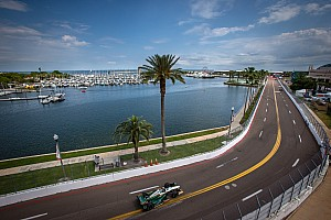 IndyCar Qualifying report Carpenter continues to improve speed during qualifying in St. Pete streets