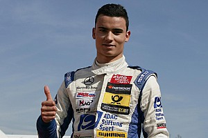 F3 Europe Race report Pascal Wehrlein third on Saturday in Monza