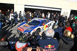 Blancpain Sprint Preview The countdown for Nogaro has started on Sébastien Loeb Racing