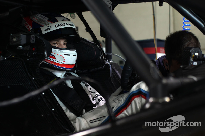 Wittmann sets the fastest lap time on the final day of testing in Barcelona