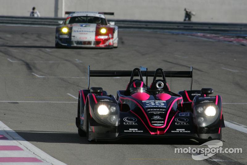 OAK Racing enjoys a productive test session at Le Castellet