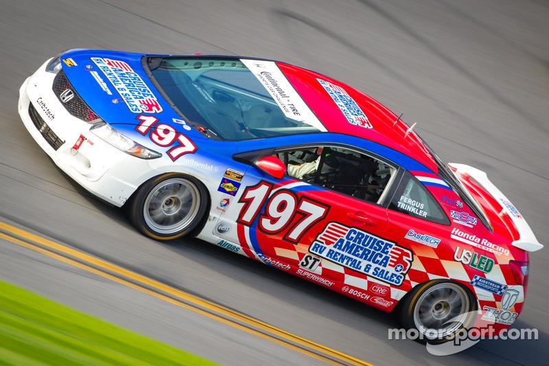 RSR Motorsports hope for a good CTSCC show at Trinkler's home track in Alabama