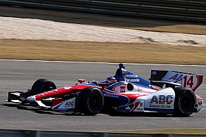 IndyCar Qualifying report Incident ruined Sato qualifying at Barber