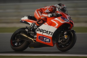 MotoGP Qualifying report Impressive Dovizioso close to front row for Qatar Grand Prix